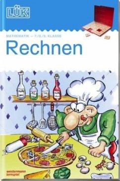 Rechnen Klasse 7 / 8 / 9 - Madeya, Rudolf; Vogel, Heinz
