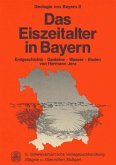 Geologie von Bayern / Das Eiszeitalter in Bayern