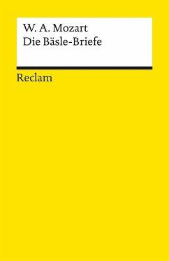 Die Bäsle-Briefe - Mozart, Wolfgang Amadeus