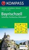 KOMPASS Wanderkarte Bayrischzell
