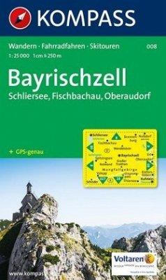 Kompass Karte Bayrischzell
