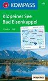 Klopeiner See / Bad Eisenkappel 1 : 25 000