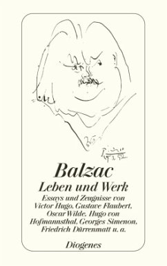 Balzac. Leben und Werk - Balzac, Honore de