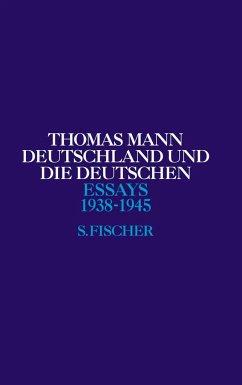 Deutschland und die Deutschen - Mann, Thomas Mann, Thomas