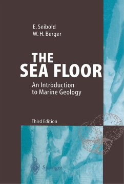 The Sea Floor - Seibold, Eugen; Berger, Wolfgang H.