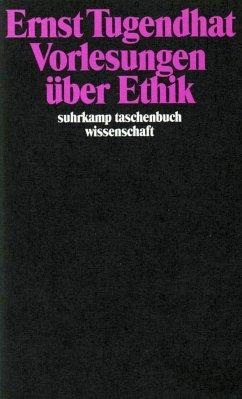 Vorlesungen über Ethik - Tugendhat, Ernst