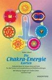 Die Chakra - Energie-Karten. Buch und 154 Karten