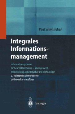 Integrales Informationsmanagement - Schönsleben, Paul