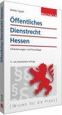 Öffentliches Dienstrecht Hessen