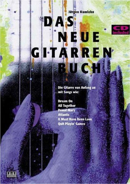 Das neue Gitarrenbuch, m. Audio-CD - Kumlehn, Jürgen