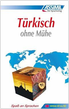 ASSiMiL Selbstlernkurs für Deutsche / Assimil Türkisch ohne Mühe - Halbout, Dominique; Güzey, Gönen
