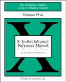 X Toolkit Intrinsics Ref Man R5