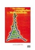 Die schönsten europäischen Weihnachtslieder, m. Audio-CD + Diskette (Midi Files)