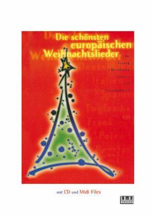 Weihnachtslieder Italienisch Texte.Die Schönsten Europäischen Weihnachtslieder M Audio Cd Diskette Midi Files