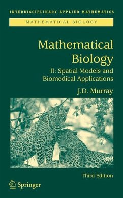 Mathematical Biology II - Murray, James D.