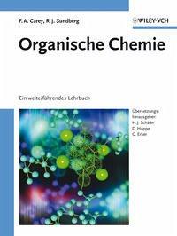 organische chemie von francis a carey richard j sundberg fachbuch b. Black Bedroom Furniture Sets. Home Design Ideas