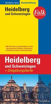 Heidelberg, Schwetzingen/Falk Pläne