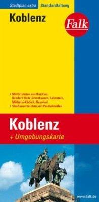 Koblenz/Falk Pläne