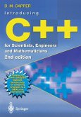 Introducing C++ for Scientists, Engineers and Mathematicians