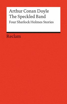 conan doyle speckled band essay The speckled band has 6388 ratings and 287 reviews tadiana ✩night owl☽  said: this is it the sherlock holmes story i was waiting for it's a classic.