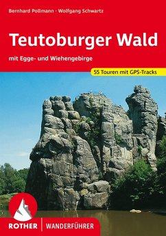 Teutoburger Wald - Pollmann, Bernhard;Schwartz, Wolfgang