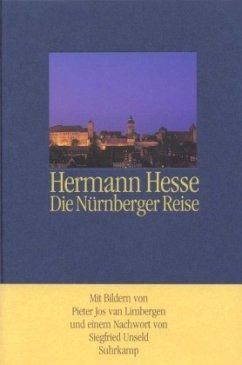 Die Nürnberger Reise - Hesse, Hermann