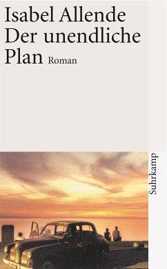 Der unendliche Plan - Allende, Isabel