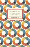 Die Tafeln zur Farbenlehre und deren Erklärungen