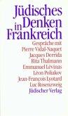 Jüdisches Denken in Frankreich