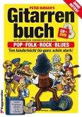 Mit bekannten Liedbeispielen aus Pop, Folk, Rock & Blues von kinderleicht bis ganz schön stark
