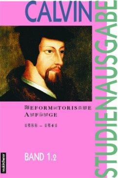 Reformatorische Anfänge 1533 - 1541 - Calvin, Johannes