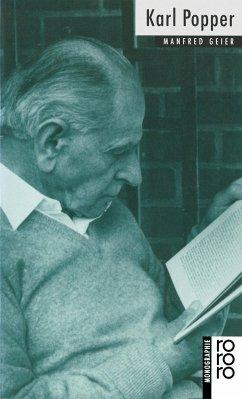 Karl Popper - Geier, Manfred