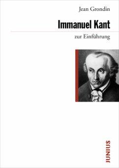 Immanuel Kant zur Einführung - Grondin, Jean
