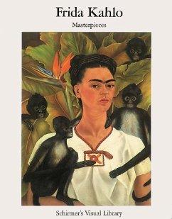 Frida Kahlo. Masterpieces. Englische Ausgabe - Kahlo, Frida