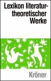 Lexikon literaturtheoretischer Werke
