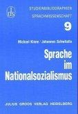Sprache im Nationalsozialismus