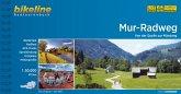 Bikeline Mur-Radweg 1 : 50 000