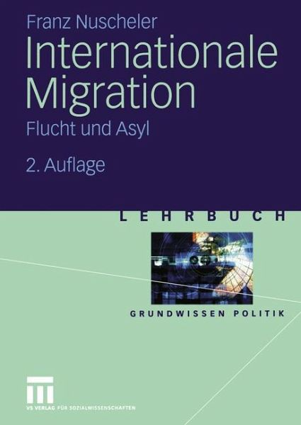 Internationale migration von franz nuscheler fachbuch - Office de migration internationale ...