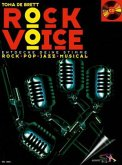 Rock Voice, m. Audio-CD