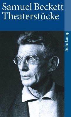 Dramatische Werke I. Theaterstücke - Beckett, Samuel