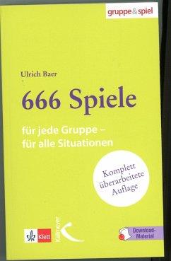 666 Spiele - Baer, Ulrich
