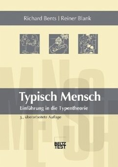 Typisch Mensch - Bents, Richard; Blank, Reiner
