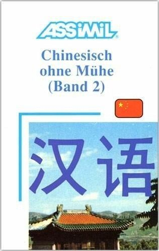 assimil chinesisch ohne m he 2 lehrbuch schulbuch. Black Bedroom Furniture Sets. Home Design Ideas
