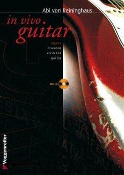 In Vivo Guitar, m. CD-Audio