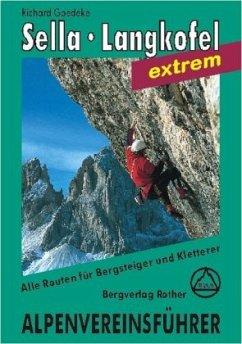 Dolomiten. Sella, Langkofel extrem. Alpenvereinsführer