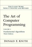 The Art of Computer Programming 1. Fundamental Algorithms