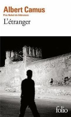 L'etranger - Camus, Albert