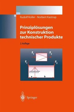 Prinziplösungen zur Konstruktion technischer Pr...