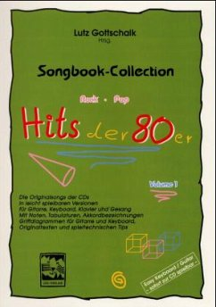 Songbook-Collection Rock Pop, Hits der 80er