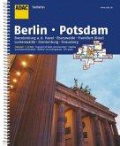 ADAC StadtAtlas Berlin, Potsdam